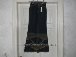 Джинсы для девочки  подростка Gloria jeans размер 146-72-59