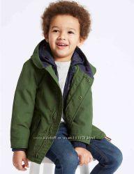 Куртка на мальчика новая marks&spencer