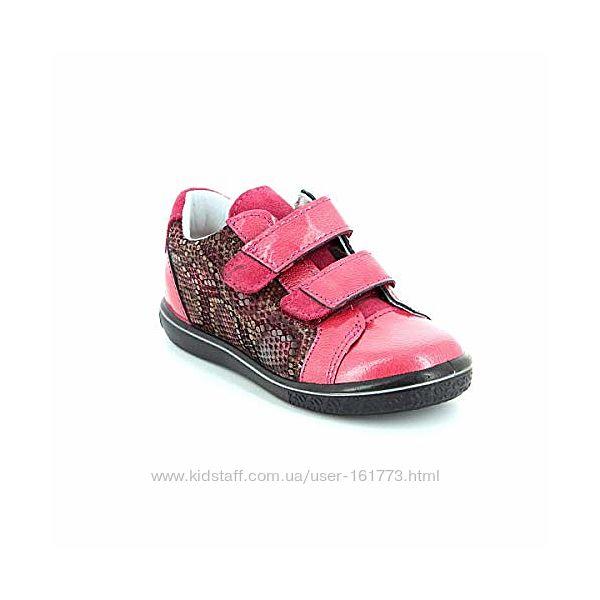 Демісезоні туфлі-черевички на дівчинку Ricosta, 26р.