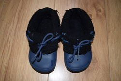 Утепленные кроксы Crocs, размер С8-9, 25