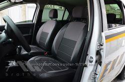 Чехлы авточехлы для Renault Logan