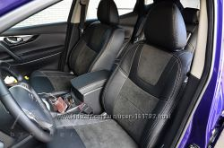 Авточехлы MW Brothers на Nissan Qashqai New