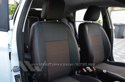 Чехлы авточехлы для Ford Fiesta 7