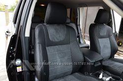 Чехлы авточехлы для Toyota Prado 120 и 150