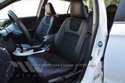 Чехлы авточехлы для Honda Accord 9