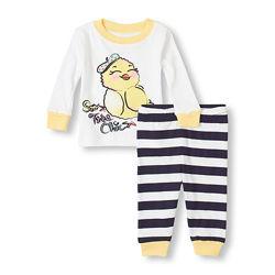 Пижамы новые из США для девочек 2-5 лет в наличии