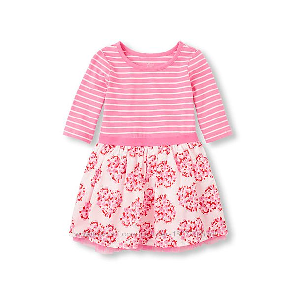 Платья новые из США для девочек 2-7 лет