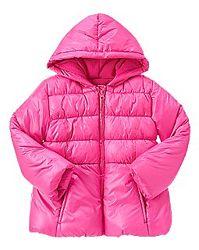 Теплые курточки из США для девочек 2-7 лет