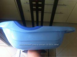 Ванночка для купания ребенка 35л и 20 л голубой цвет