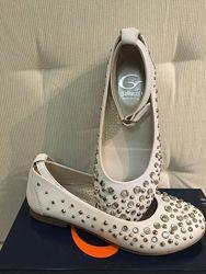 Туфли балетки на девочку Galucci Naturino Woopy р29-30