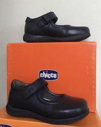Туфли Деми Chicco р.27 ст.17,5см на девочку темно-синие
