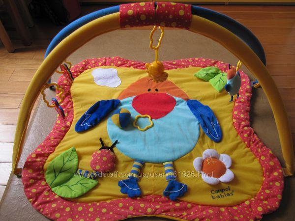 Коврик развивающий Цыпленок ТМ Canpol babies