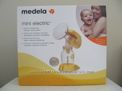 Молокоотсос MEDELA MINI ELECTRIC плюс набор 3 бутылочки