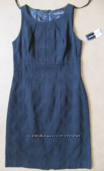 Платье-футляр черное JESSICA HOWARD р. 8 на наш 46