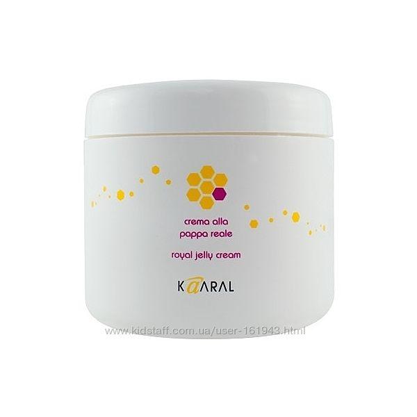 Маска с пчелиным маточным молочком Kaaral Maxi Royal Jelly Cream
