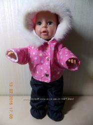 Baby Born Одежда для кукол 40-45см