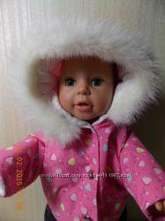Красивую и стильную одежду для кукол Baby Born , Annabell, Chou Chou