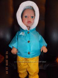 Одежда для кукол Baby Born Патриотичный Комбез с опушкой
