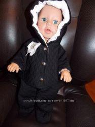 Стеганный Комбинезон для Кукол Baby Born и др. 40-45см.