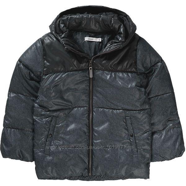Немецкая Демисезонная куртка NAME IT NITMALAGA р-р 128 Оригинал