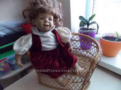 Большая Характерная Кукла 80гг. Германия