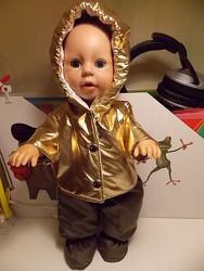 Одежда для кукол Baby Born , Annabell, Chou Chou и других кукол 40-45см.