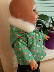 Одежда для кукол Baby Born , Annabell, Chou Chou. Готовим подарки