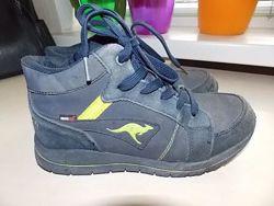 Фирменные Ботинки Деми KangaRoos р-р33,20.5см