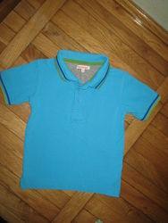 Стильні якісні футболочки DEBENHAMS, NEXT, VERTBAUDET