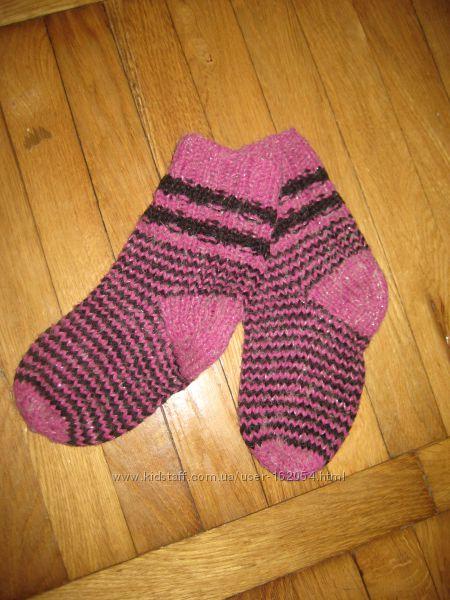 Якісні шерстяні дуже тепленькі шкарпеточки