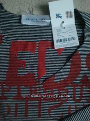 Нарядные брендовые свитерки кофточки в полоску BURBERRY