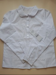 Блузка для школы Джордж, отличного качества