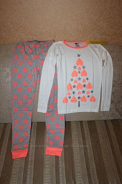 Новые пижамы девочке 6, 7, 8, 10, 11, 12 лет Carters, Сrazy8