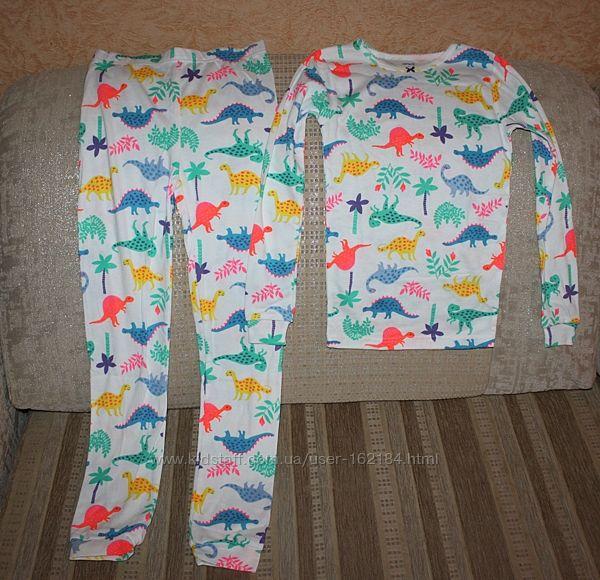Новые пижамы на девочку 5, 7, 10, 12 лет от Carters, Childrens Place