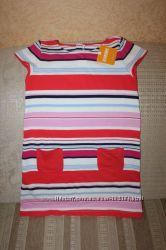 Новые яркие платья 5-14 лет от Gymboree,