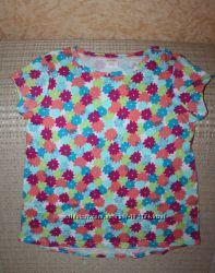 Новые футболки девочке 4, 5, 6, 7, 8, 10, 12 лет от Crazy8, Gymboree