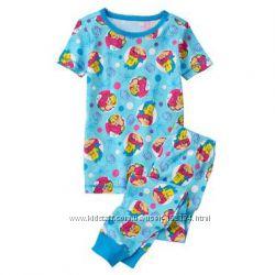 Новые пижамы на девочку 6, 8, 10, 14, 16  лет от Gymboree