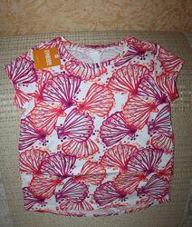Новые футболки девочке 4, 5, 6, 7, 8, 10, 12 лет от Crazy8, Gymboree Сша