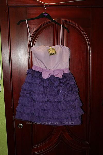 Новое нарядное платье размер XS, S от Love Label