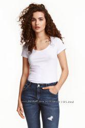 Новые футболки наш 48-52 и 52-54 размера от H&M, C&A