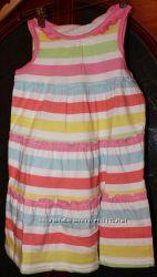 Новые платья на девочку от 3-х до 11 лет из Англии и США