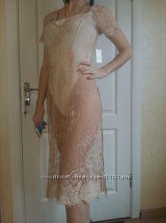 Кружевное платье-туника Forever 21