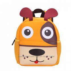 Расширенный  Детский рюкзак для девочки и для мальчика. из неопрена
