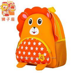 Детский рюкзак из неопрена. Знаки зодиака. Для мальчика и для девочки.