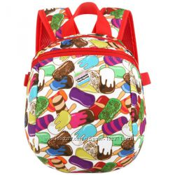 Рюкзак детский. Яркий, красочный, вместительный.