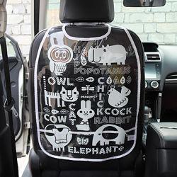 Защитный чехол на спинку сидения авто. Силиконовый