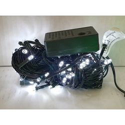 Гирлянда на 100, 200, 300, 500 LED белая