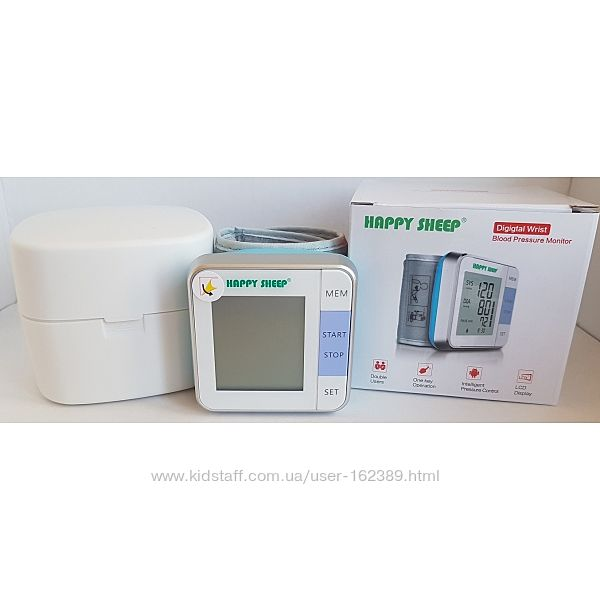 Автоматический электронный тонометр Happy Sheep W02