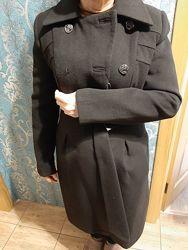 Демисезонное пальто, новое с биркой, р.46, маломерит