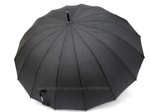 Зонт-трость полуавтомат Ziller ZL-401